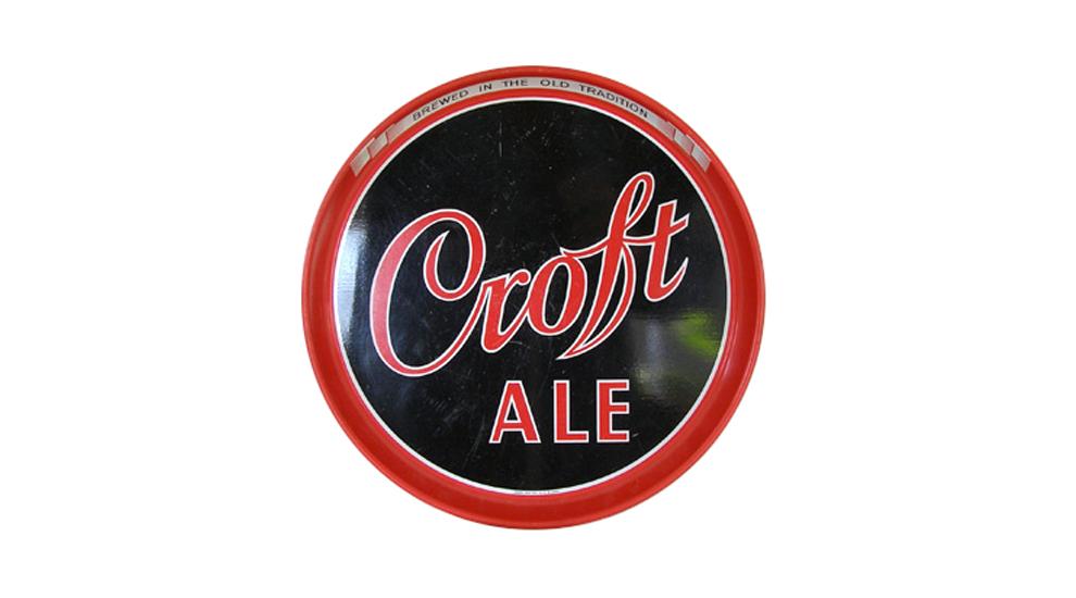 Croft Ale Tray