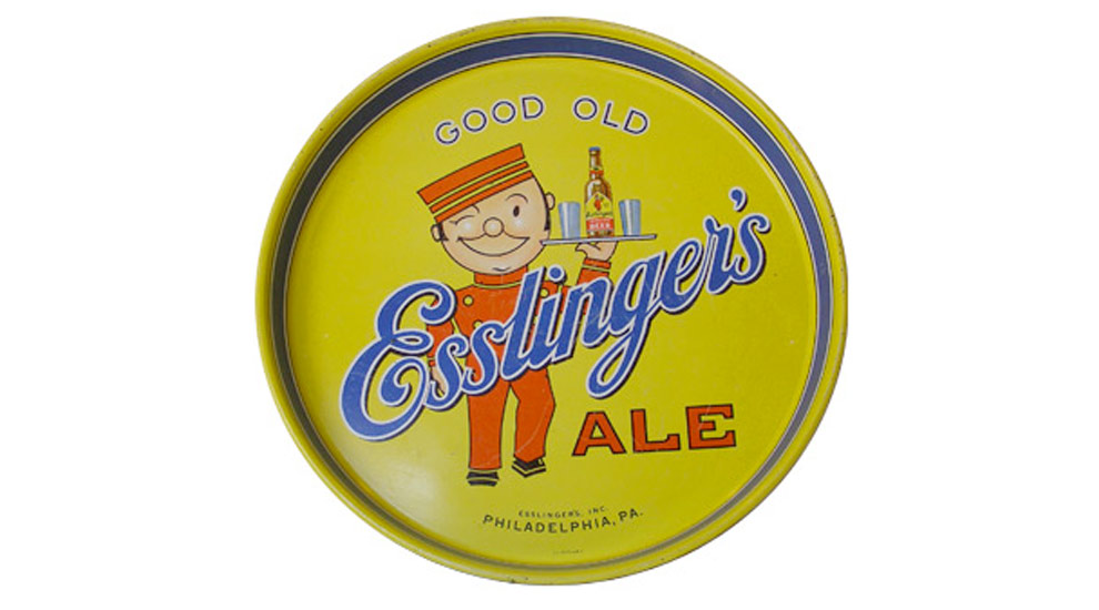 Esslinger Ale Tray (12-inch)