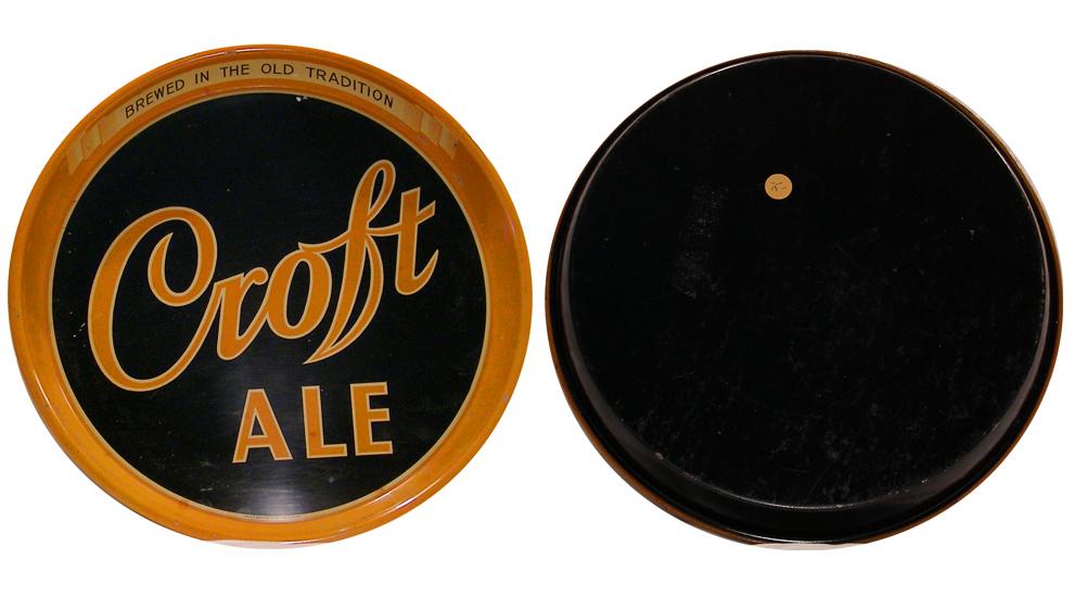 Croft Ale Tray (12-inch)