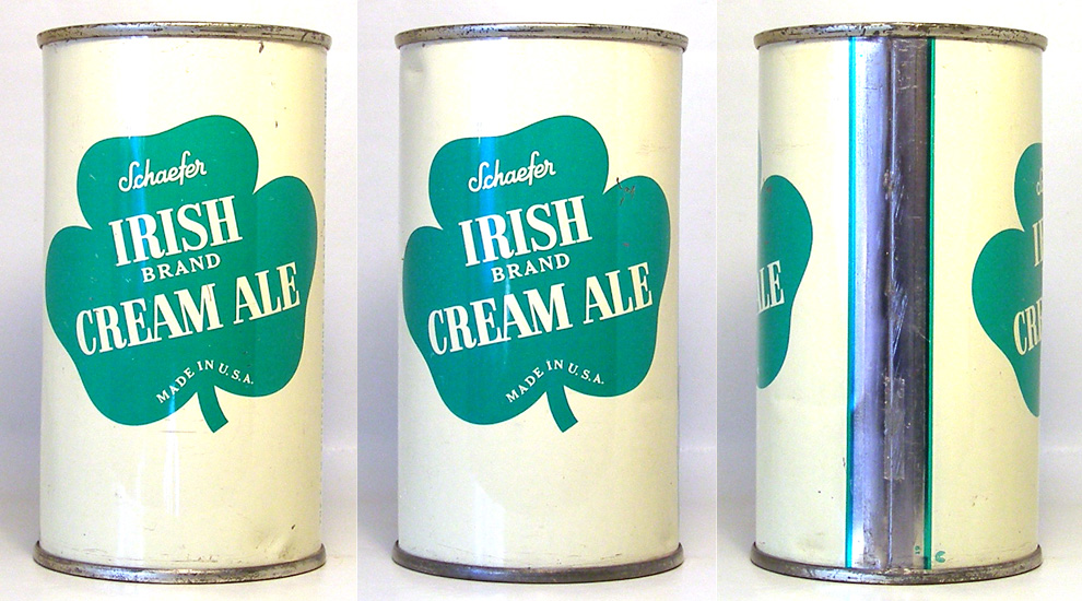 Irish Brand Ale Flat Top Beer Can 1708