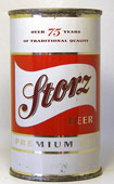 Storz Beer  Flat Top Beer Can