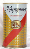 Narragansett Beer  Tab Top Beer Can