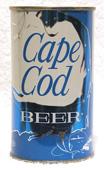 Cape Cod Beer  Flat Top Beer Can