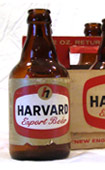 Harvard Beer   Bottle (Steinie) 6pk 