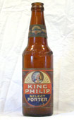King Philip Porter   Bottle (long neck) 