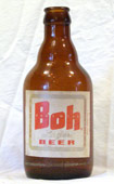 Boh Beer   Bottle (Steinie) 