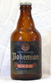 Bohemian Beer   Bottle (Steinie) 