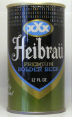 Heibrau Beer  Tab Top Beer Can
