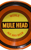 Wehle Mule Head Ale   tray 