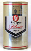 Krueger Beer  Tab Top Beer Can