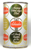 Schaefer Beer  Flat Top Beer Can