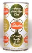 Schaefer Beer  Zip Top Beer Can