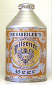 Neuweilers Beer  Crowntainer Cone Top Beer Can